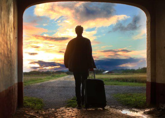 Viaggio di un mese: come preparare la valigia intelligente?
