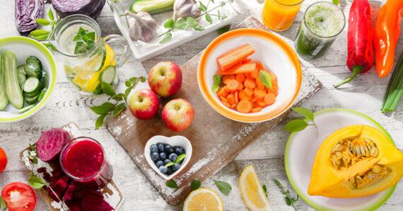 La dieta detox: come ripulire l'organismo con l'alimentazione