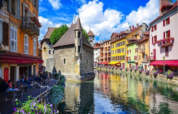 Visitare le principali città turistiche francesi
